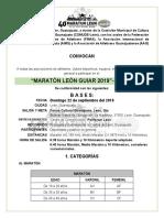 Maratón León 2019