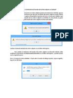 Cómo Cambiar La Limitación Del Tamaño Del Archivo Adjunto en Outlook