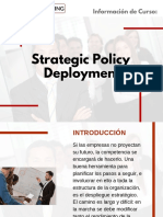 Curso Strategic Policy Deployment
