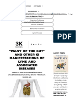 _Palsy of the Gut_ and Other GI Manifestations of Lyme and Associated Diseases