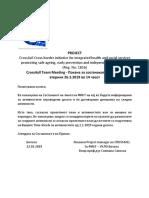 FIKT Team Meeting Agenda26032019