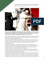 La Renovación Carismática Alabanzas, Sanación y Exorcismo, Laicismo.org, 3 Pgs