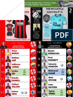 Premier League week 31 190316 Bournemouth - Newcastle 2-2