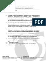 Atividade Avaliativa Processual Penal 95379562 6eaf 4cb5 8c43 47f960e60741
