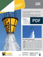 WEB FAST Bucket Brochure