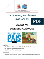Cartaz Dia Do Pai