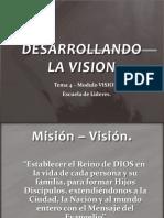 DESARROLLANDO