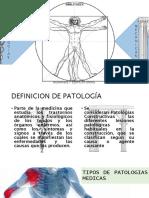 Similitudes de Patologias Mecanicas