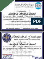 Certificado-Karatê Shotokan - Cópia