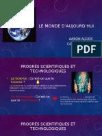 Le Monde d'aujourd'hui.pptx