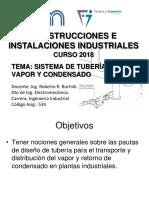 Sistema de Tubería para vapor y Condensado.pdf