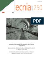 Revista Geotecnia Smig Numero 250