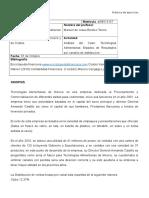 Analisis Del Caso