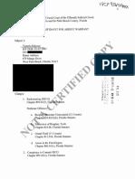 Deztanie and Victoria Dejesus Affidavit