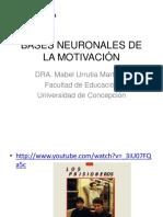 Bases Neuronales De La Motivación