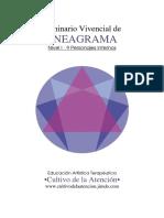 Seminario Vivencial de Eneagrama