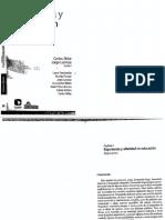 Los Primeros Pasos en La Docencia. La Evaluacion y El Vinculo Pedagogico - Camilloni Alicia