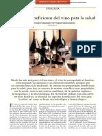ENOLOGÍA Aspectos Beneficiosos Del Vino Para La Salud