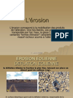 Lrosion
