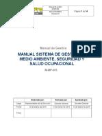 Manual Sistema de Gestión Integrado Metal Pro