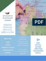 Workshop de Circulação Musical da América Latina