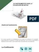 Técnicas e Instrumentos Para La Recolección de Datos.