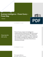 Temario Business Intelligence 2 Power Query