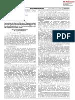 RESOLUCION MINISTERIAL N° 124-2019-MINEDU