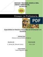 Prehistoria Ensayo Darlary.docx