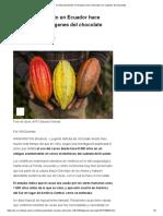 El Cacao Mas Antiguo.pdf