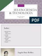 Mujeres en ciencia & tecnología.pdf