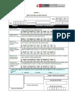 Formatos_ficha de Expectativa de Participantes