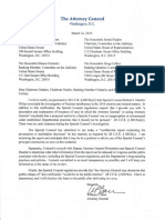 Barr Letter
