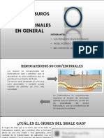 Hidrocarburos No Convencionales en General
