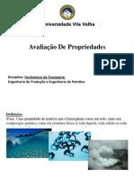 Aula 2 -Avaliacao de Propriedades - Termodinamica -2017!2!20190311-1503