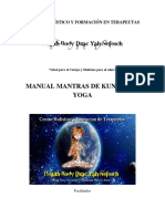 Mantras de Kundalini Yoga