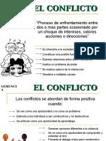 3 El Conflicto
