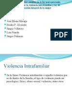 Analisis Ley de Violencia Intrafamiliar