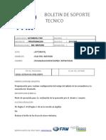 Boletin Tecnico Faw 003 Espejo b50
