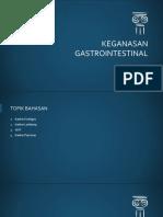 Keganasan Gastrointestinal