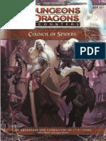 D&D 4e - D&D Encounters 10 - Council of Spiders.pdf
