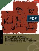 Socialistas-militares. El laberinto boliviano de la experimentación social (1936-1939).pdf