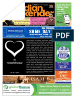 Indian Weekender 22 March - Vol 11 Issue 01