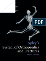 apley system of ortopedics and fractures