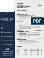 richard duan resume