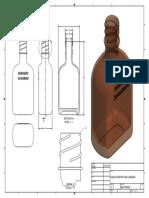 Muestra Plano Botella