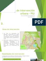 Planes de intervención urbana - PIU.pptx