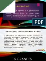 Apresentação1 - 5 Caracteristicas de Um Mordomo_sérgio