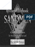 Guildbook Sandmen Revised