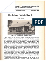 Building With Rock by K.B Huff
